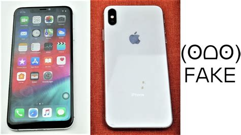 apple iphone xs max  fake viphone xs max im ausfuehrlichen review moschussde youtube