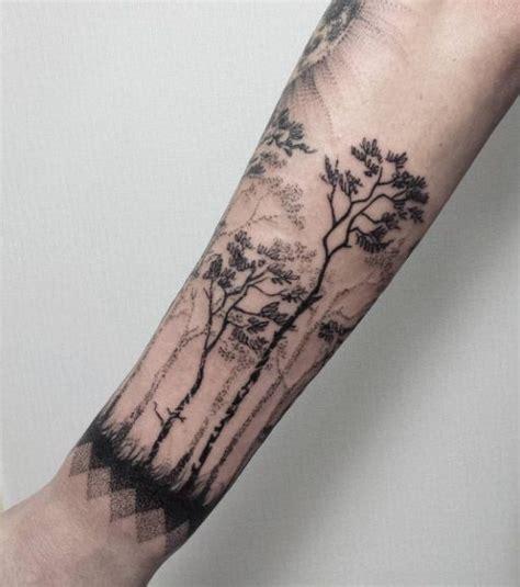 tree sleeve tattoo designs tree sleeve designs ideas and meaning tattoos