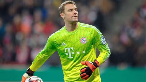 Matchcom Hires Manuel by Manuel Neuer Borussia Dortmund Match Is Bayern Munich S