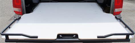 ausziehbare schublade ausziehbare ladewanne schublade volkswagen amarok