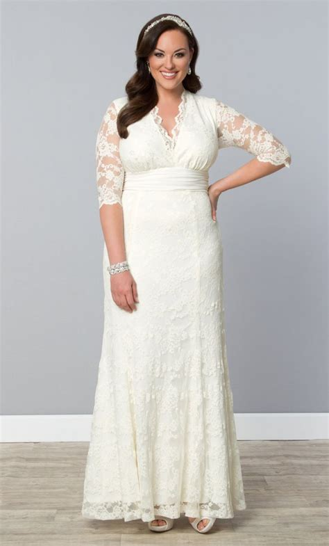 Budget Wedding Gown by Budget Friendly Plus Size Wedding Gowns