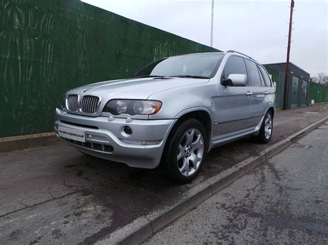 2001 bmw x5 sport estate petrol automatic breaking for used and spare parts from aswr in