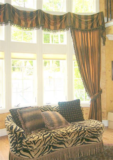 curtains in nj valances and swags by curtains boutique in nj