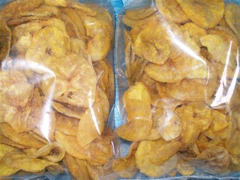 Prol Khas Jember Ud Rasa Madu Kecil kripik pisang manis khas kota pacitan
