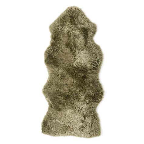 auskin sheepskin rug auskin longwool sheepskin woodlands oversized pelt rug