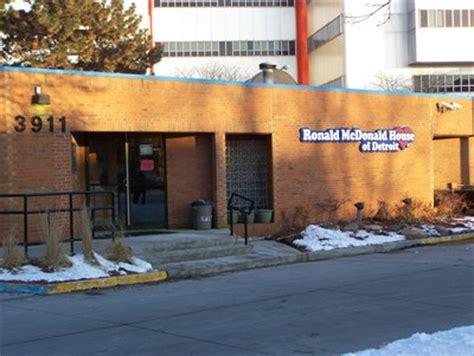 ronald mcdonald house detroit ronald mcdonald house of detroit detroit mi ronald mcdonald houses on waymarking com