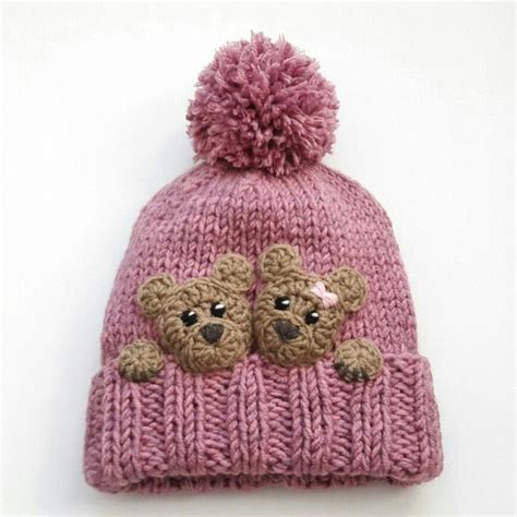 children s knitted hat patterns best 25 knitted hats ideas on baby hat