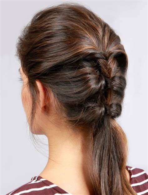 on the go hairstyles 50 simple hairstyles for on the go