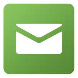 email icon email icon flat gradient social iconset limav