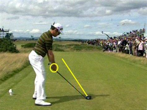 swing golf slow motion louis oosthuizen golf swing analysis slow motion part