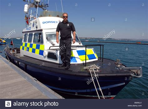 pictures of police boats dorset police boat stock photos dorset police boat stock