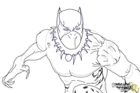 black panther superhero coloring pages murderthestout