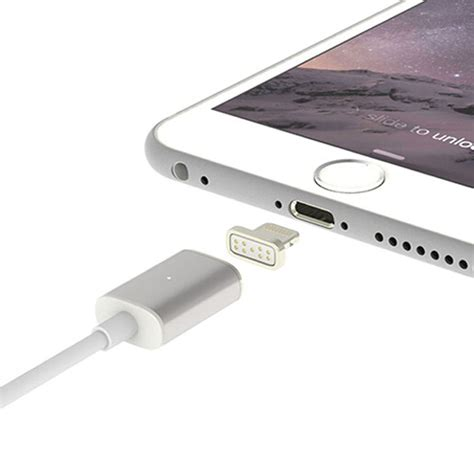 Magnetic Lightning Charging Cable For Iphone T3010 3 36 on magnetic lightning metal charge sync cable onedayonly co za