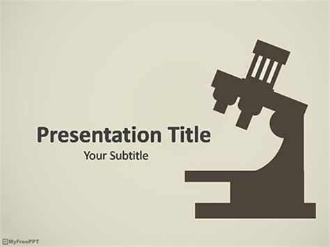 free medical powerpoint templates themes ppt