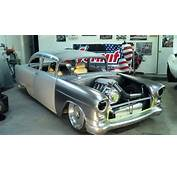 Holley Equipped 1400hp 55 Chevy X BOX Sure To Dominate