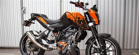 duke 125 dekor ktm 125 duke bis 2016 moped auswahl radical racing