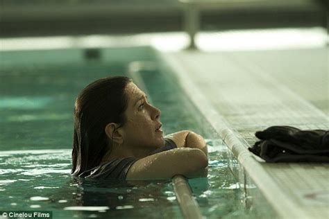 swimming pool movie jennifer aniston reveals childhood incident that led to