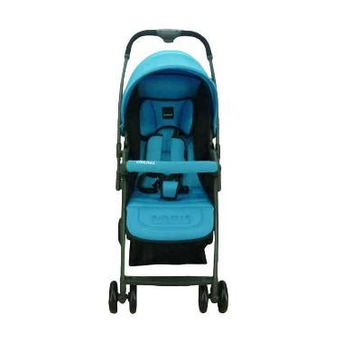 Kereta Bayi Babyelle Citilite Baby Stroller Kereta Anak Baru Dan Murah jual babyelle citilite2 s606rh blue kereta dorong bayi