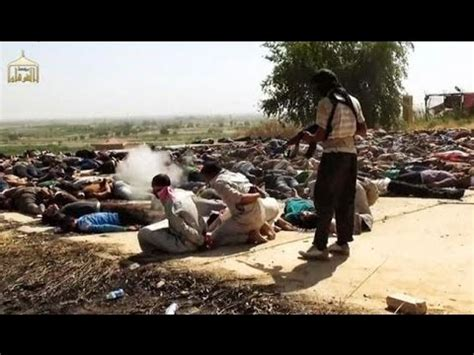 breaking news 2015 isis isil executed 6000+ iraq bagdhad
