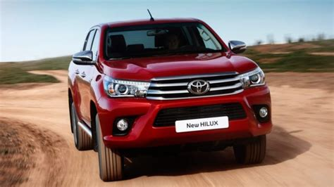 Toyota New Truck 2018 Toyota Hilux Changes Drivetrain Price Release