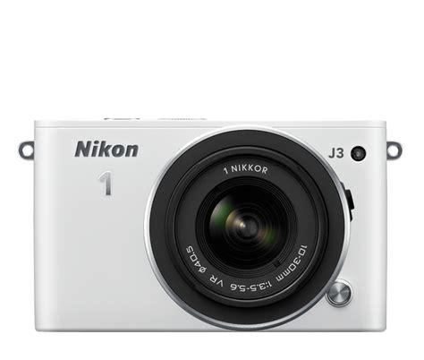 nikon 1 j3 interchangeable lens w cx format sensor