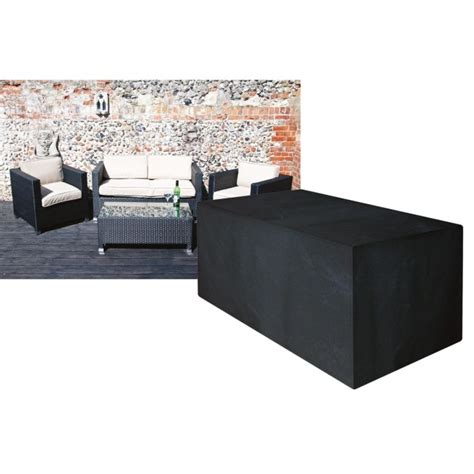 2 seater large sofa cover black