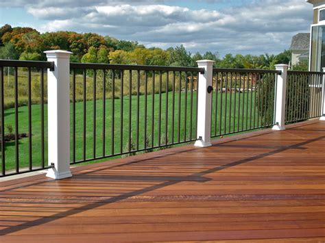 banister options deck railing designs joy studio design gallery best design