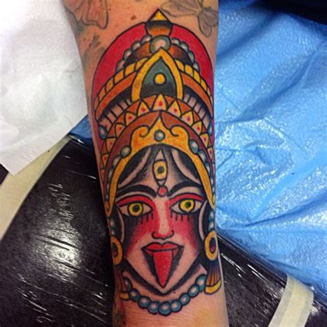 robert ryan tattoo 76 best mahakali ink images on