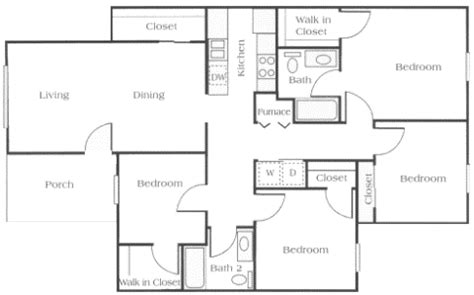 4 bdrm house plans 4 bedroom house house and storage on small 4 bdrm house plans idea home and house 4