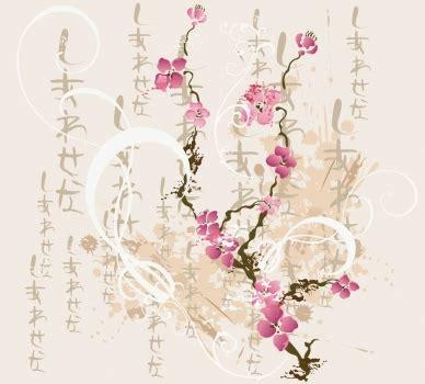 imagenes flores japonesas cuadro flores japonesas 100 a medida