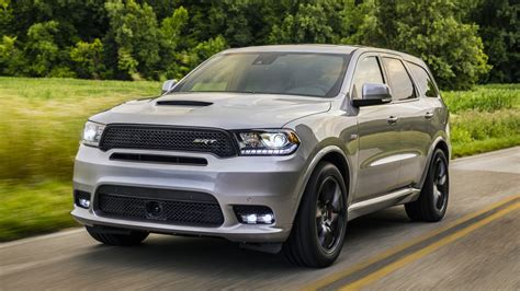 black durango srt 2018 dodge durango srt drive speed and space for