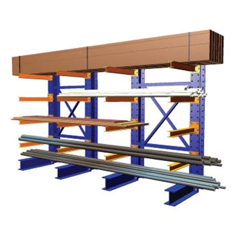 Heavy Duty Cantilever Racks by Heavy Duty Cantilever Racking Mha Products