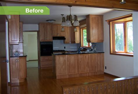 mobile home remodel before and after home design ideas