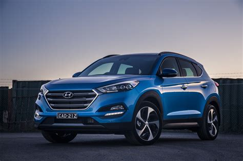 Hyundai Car Reviews by 2016 Hyundai Tucson Review Photos Caradvice