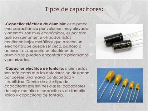 que es capacitor en refrigeracion capacitores
