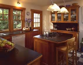 Small Kitchen With Island Design Ideas kitchens can also benefit from small islands design cw design