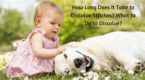 how long does it take to close on a house how long does it take to dissolve stitches what to do to dissolve