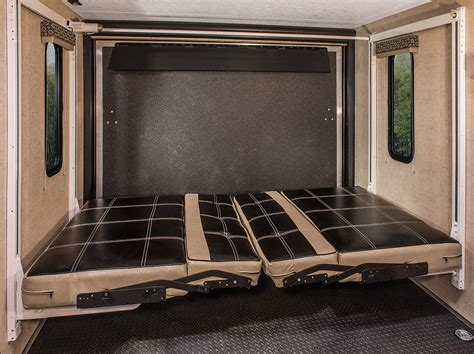 murphy bed travel trailer 2016 mxt mxt3030 lightweight travel trailer toy hauler k