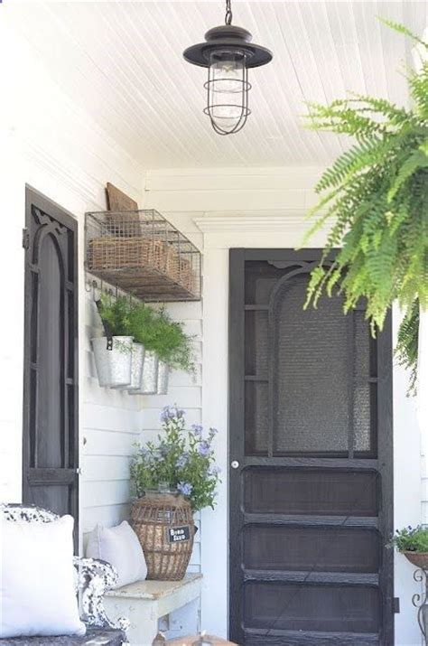 beautiful front porch for the home pinterest