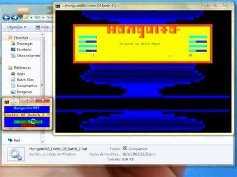 batch colors batch colours sound honguito98 limits of batch 2