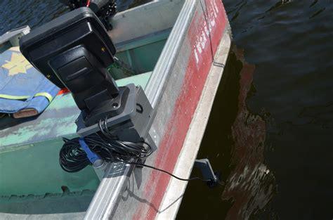 jon boat depth finder mounts portable fish finder mount localbrush info