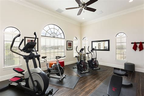 bedroom gym equipment luxury mansion with 11 bedrooms at the reunion resort