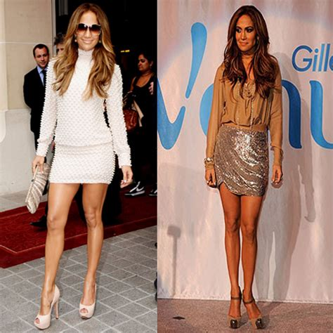 how come jennifer lopez looks different vitrine fashion 2 looks 2 makes e 1 megamix com