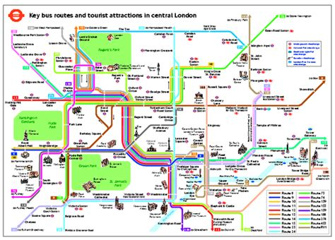tourist map of central central tourist and map mappery