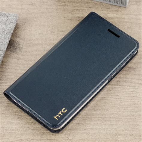 Htc U Play Style Leather Wallet Flip Flip Cover official htc u play genuine leather flip blue reviews