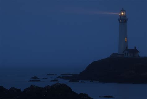light house at night pigeon point lighthouse at night amanda haddox flickr
