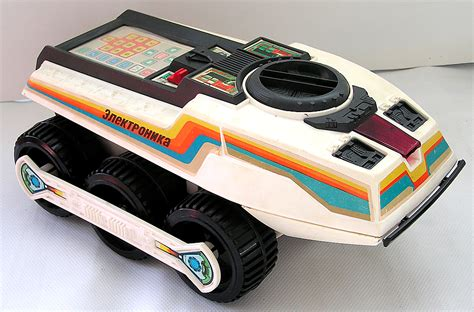 bid electronics big trak это что такое big trak