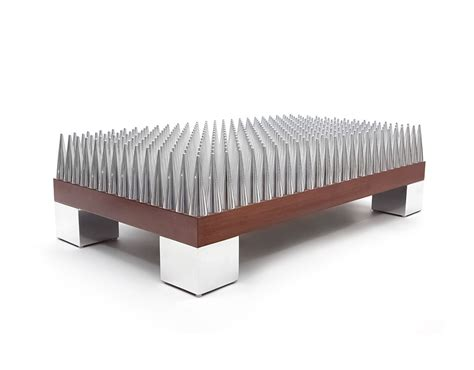 spike sofa spike table philip caggiano
