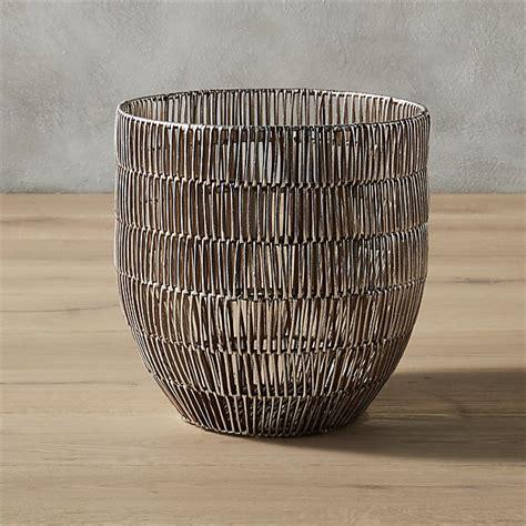 heavy metal small basket cb