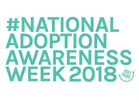 fostering and adoption week 2015 12 18 january adopt change event 10th national adoption awareness
